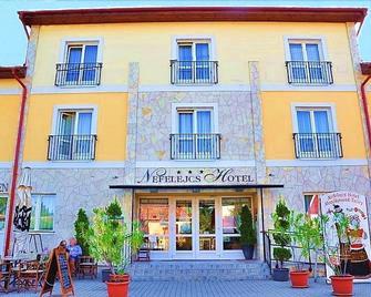 Nefelejcs Hotel - Mezőkövesd - Building