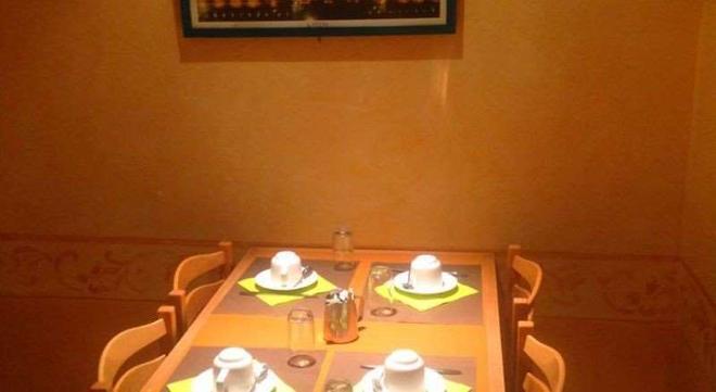 Hotel Des Remparts Perrache - Lyon - Dining room