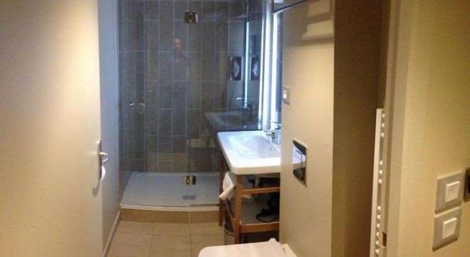 Hotel Des Remparts Perrache - Lyon - Bathroom