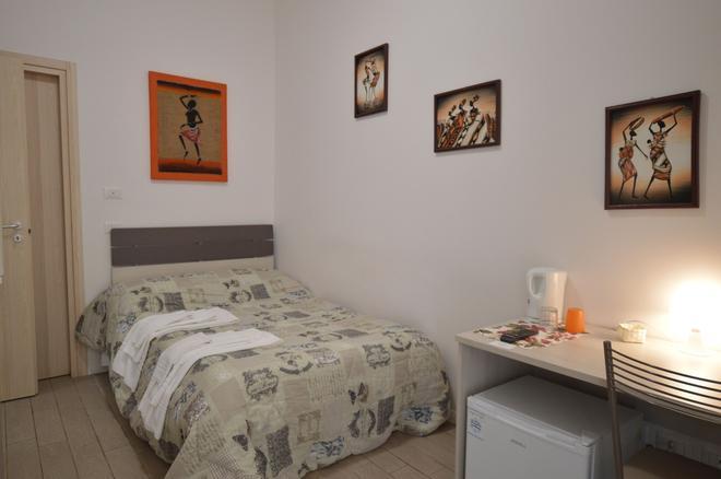 Rooms Monteverde - Rome - Bedroom
