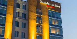 Residence Inn by Marriott Nashville Vanderbilt/West End - Nashville - Bygning