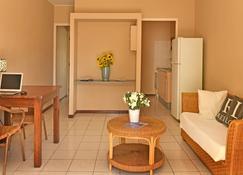 Pega Pega Apartments - Oranjestad - Olohuone