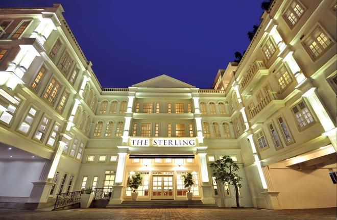 The Sterling - Malacca - Building