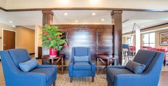 Comfort Suites Kanab National Park Area - Kanab - Soggiorno