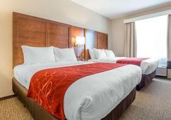 Comfort Suites - Kanab - Schlafzimmer