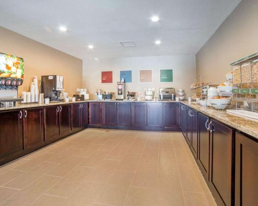 Comfort Suites - Kanab - Buffet