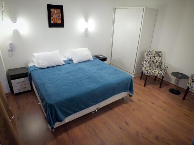 The Hyperion Boutique Hotel & Bar - Florianopolis - Bedroom