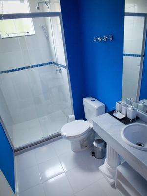 The Hyperion Boutique Hotel & Bar - Florianopolis - Bathroom