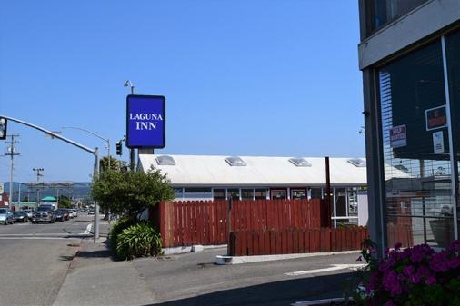 Laguna Inn - Eureka - Toà nhà
