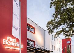 Apart-hotel Firstboarding Bayreuth - Bayreuth - Gebouw