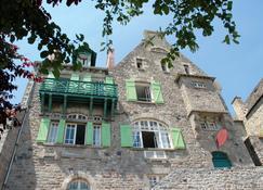 Les Terrasses Poulard - Le Mont-Saint-Michel - Κτίριο