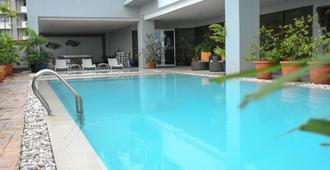 Alicia Apartelle - Cebu City - Svømmebasseng