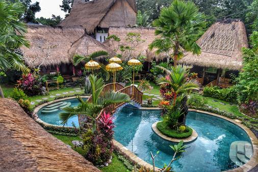 Bali Bohemia - Ubud - Bể bơi