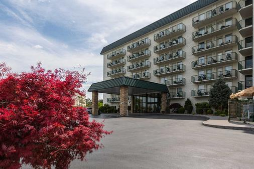 Park Grove Inn - Pigeon Forge - Building