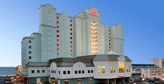 Hilton Ocean City Oceanfront Suites - Ocean City - Building