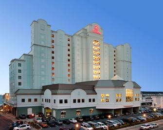 Hilton Ocean City Oceanfront Suites - Ocean City - Gebouw