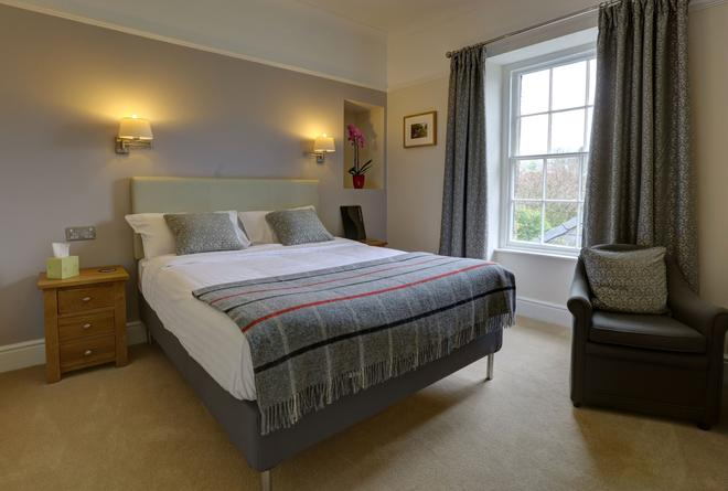 The Grange Guest House - Brecon - Bedroom