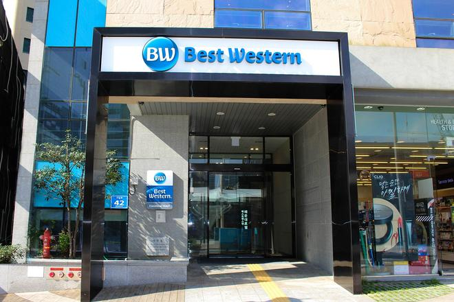 Best Western Haeundae Hotel - Busan - Building
