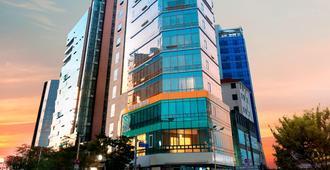 最佳西方海雲台飯店 - 釜山 - 建築