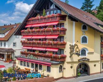 Hotel Restaurant Falken - Baiersbronn - Κτίριο