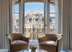Hôtel Lutetia - París - Sala de estar