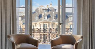 Hotel Lutetia, Paris - París - Sala de estar