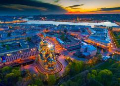 So Sofitel St Petersburg - Санкт-Петербург - Вид снаружи
