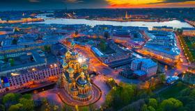 So/ Saint Petersburg - Sankt Petersburg - Außenansicht