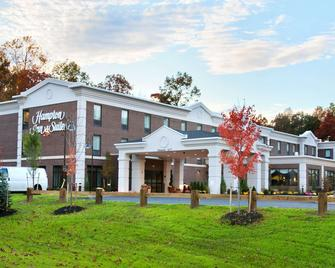 Hampton Inn and Suites Hartford/Farmington - Farmington - Building