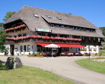 Hotel-restaurant Schöpperle - Hausern - Edificio