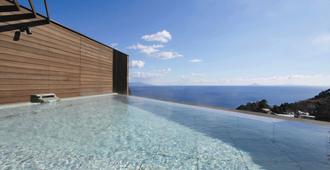 熱川王子酒店 - 東伊豆 - 東伊豆町 - 游泳池