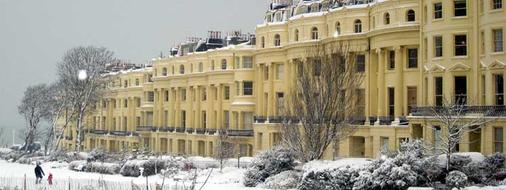 Gullivers Hotel - B&B - Brighton - Building