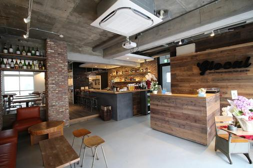 Glocal Nagoya Backpackers Hostel - Nagoya - Bar