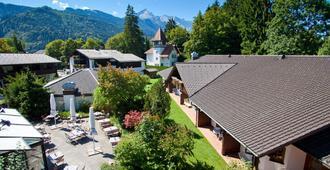 Hyperion Hotel Garmisch-Partenkirchen - Garmisch-Partenkirchen - Vista del exterior