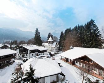 Hyperion Hotel Garmisch-Partenkirchen - Гарміш-Партенкірхен - Outdoors view
