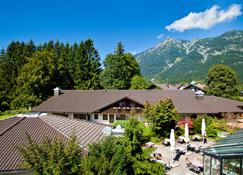 Hyperion Hotel Garmisch-Partenkirchen - Гармиш-Партенкирхен - Здание