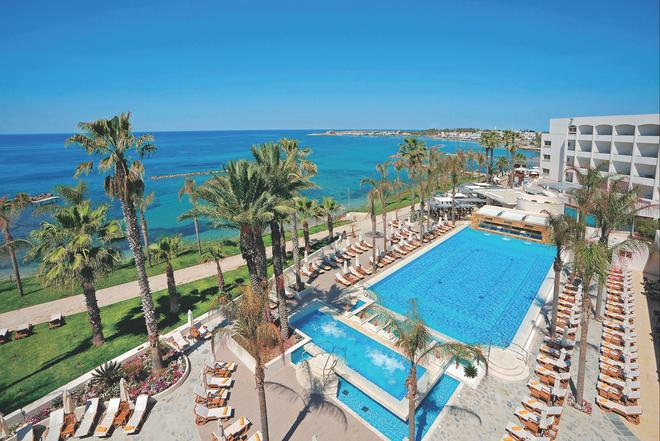 Alexander The Great Beach Hotel - Paphos - Pool