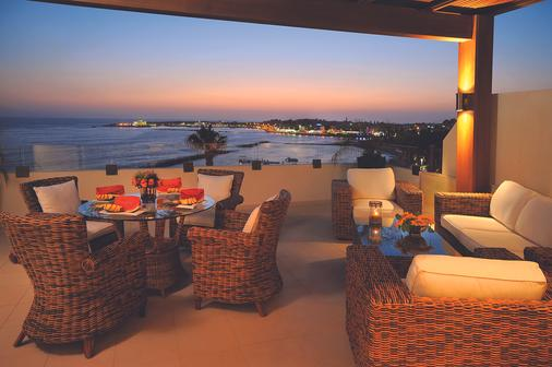 Alexander The Great Beach Hotel - Pafos - Parveke