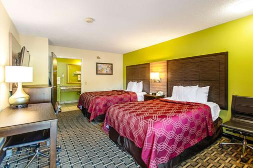 Econo Lodge - Russellville - Bedroom