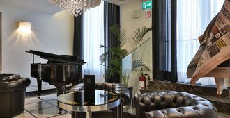 Best Western Premier Milano Palace Hotel - Módena - Recepción