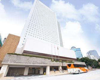 Sunshine City Prince Hotel - Tokio - Gebouw