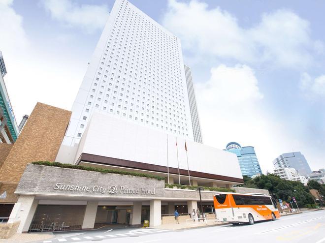 太陽城王子大飯店 - 東京 - 建築