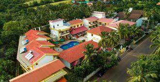 Spazio Leisure Resort - Anjuna - Outdoors view
