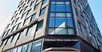 Millennium Mitsui Garden Hotel Tokyo - Tokio - Edificio