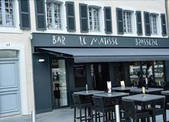 Le Matisse - Pau - Rakennus