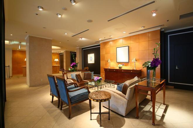 Hotel Allamanda Aoyama Tokyo - Tokyo - Lounge