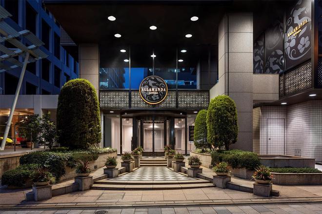 阿拉曼達奧亞馬東京酒店 - 東京 - 東京 - 建築