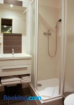 Hotel U Dvou Medvidku - Chomutov - Bathroom