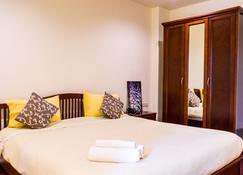 Kanavera House Serviced Apartment - Chonburi - Makuuhuone