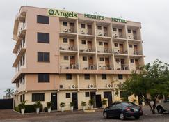 Angels Heights Hotel - Tema - Budynek